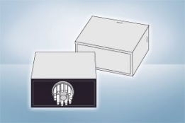DIN rail or flange mounted enclosures