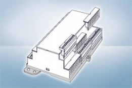 M36 DIN Rail - building blocks method