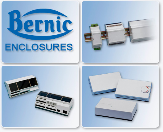 Bernic DIN Rail Enclosures