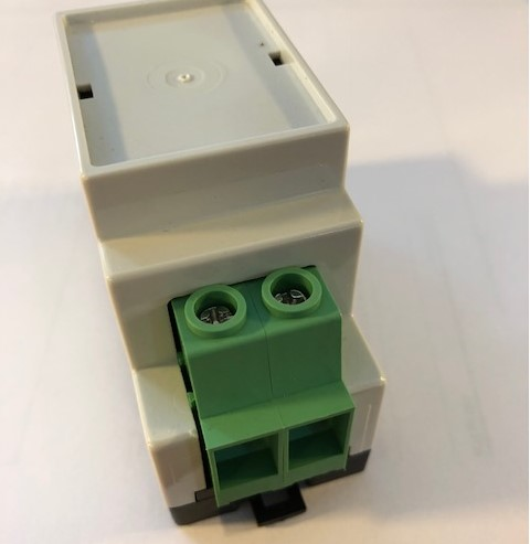 DIN-Rail Enclosure - Terminaler