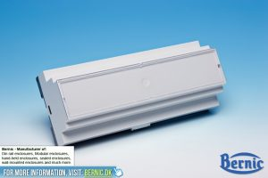 Desktop Enclosure Closed - DIN-Rail Enclosure