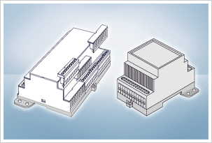 DIN-Rail Enclosure - Bernic