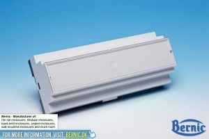 Sealed enclosures - DIN Rail Enclosure