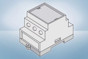 New DIN rail enclosures