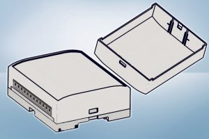 Enclosures for M36 DIN Rail Mounting Low